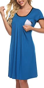 Nursing Nightgowns