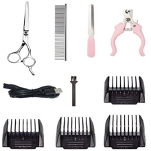 Dog Cat Pets Nail Clippers Trimmers Kit Cordless Large Small Animals