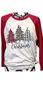 Leopard Plaid Christmas Tree Shirt