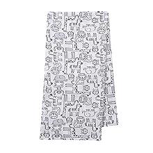 Cotton Muslin Swaddle Blanket