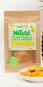 soft dried pineapple natural pineapples organic fruits natural fruit