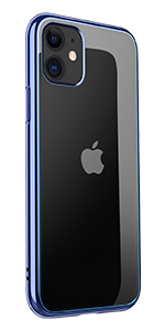 iPhone 11 Electroplate case