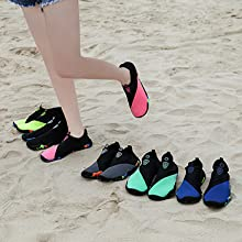 Suitable for walking indoor, Yoga, beach, swimming, pool, sailing