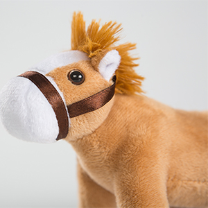 animal house kids horses toys boys plush soft toy animals houses boy horse game gifts farm lover