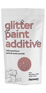 glitter for paint