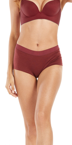 women wool underwear shorts