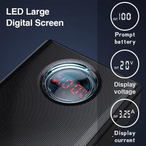 LED 65W Power Bank