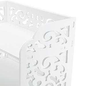 closeup of scroll design