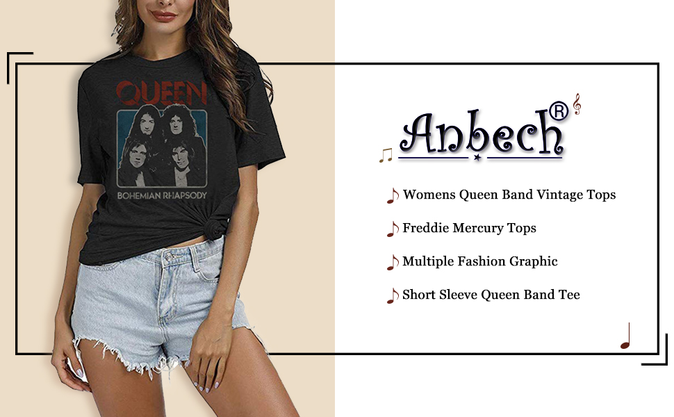Queen short sleeve shirt