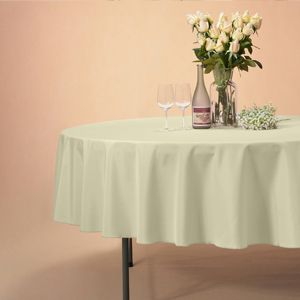 Tablecloth round table cloth polyester table cover