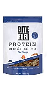 mango gluten free soy free high protein cereal meal replacement breakfast on the go kid friendly