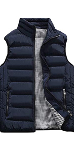 Outdoor Padded Puffer Vest