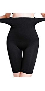 High Waist Thigh Slimmer Tummy Control Shapewear