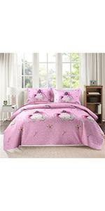 Unicorn Bedspread