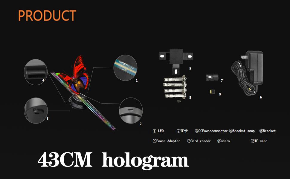 3Dhologram