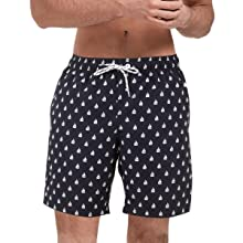 Malavita Printed Trunks