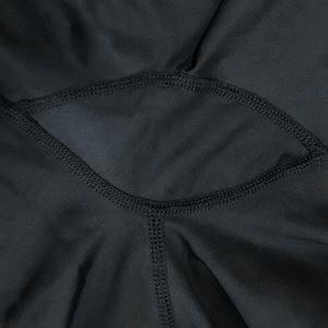 Curved crotch
