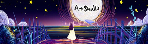 Welcome to Art Studio Photography Backdrops Photo Background Banner