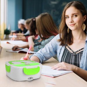 1.2L Portable Electric Heating Lunch Box