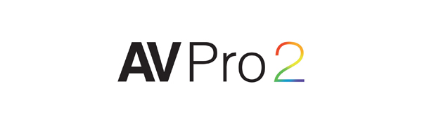 CalDigit AV Pro 2 Logo