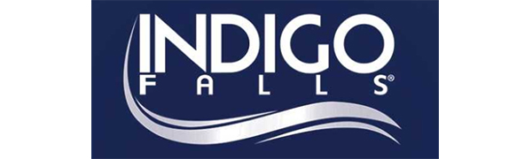 Indigo falls logo