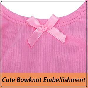 BOSOWOS Cute Bowknot Embellishment
