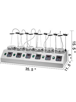 Magnetic Stirrer Mixer