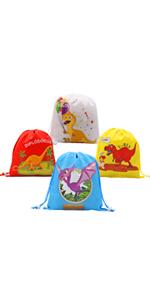 Dinosaur Party Goodie Bags
