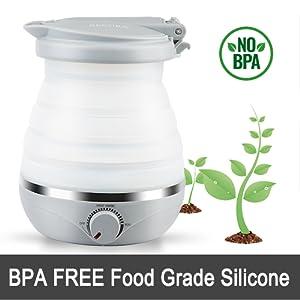 bpa free silicone