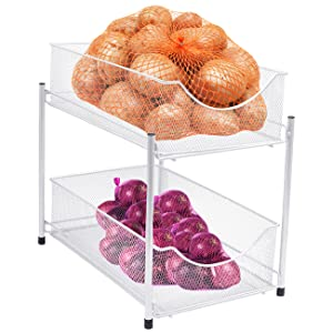 drawer organizer stand