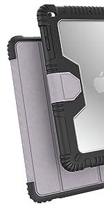 holder keyboard kids gen transparent tough rugged heavy duty slim thin full body built screen protec