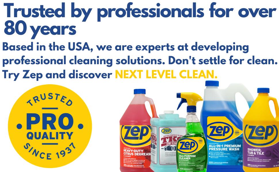zep next level clean
