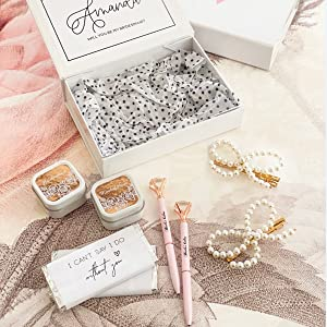 bridesmaids box