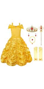 Princess Off Shoulder Dress