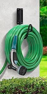 water hose holder hook