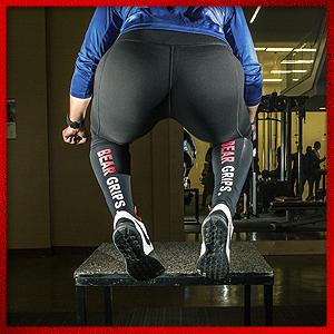 Box Jump, Weightlifting