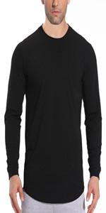 Mens Long Sleeve Running Shirts