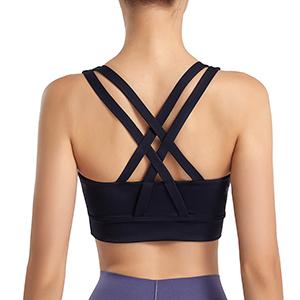 sports bra back