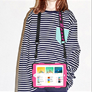 iPad 7th Generation Case with Detachable Shoulder Strap