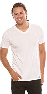 pima organic cotton 100% pure texere t-shirt mens komi