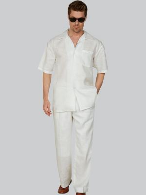 2pc linen shirt and pant