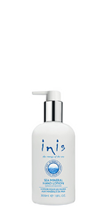 Inis the Energy of the Sea Mineral Hand Lotion, 10 Fluid Ounce