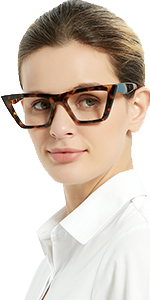 fashion cateye reading glasses for lady