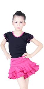 Girls Latin Skirt