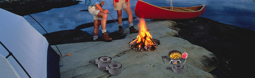 RedSwing Camping Cookware