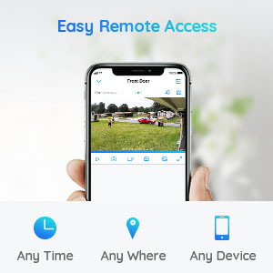 remote access app control