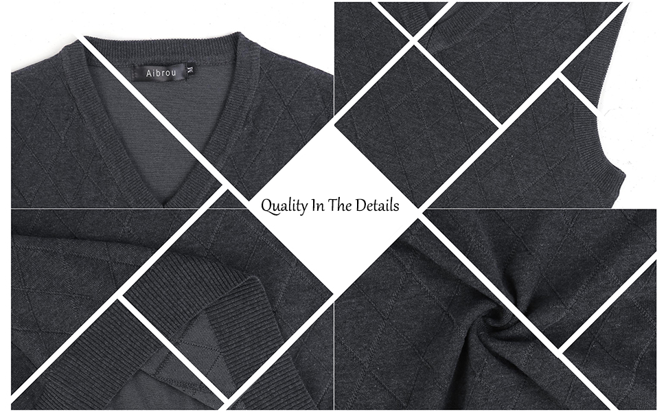 quality in details