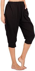 Pajama Capris