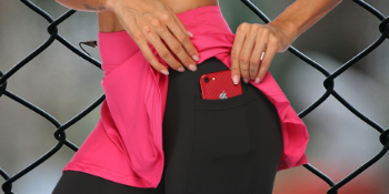 Two -layer Sport Skirts
