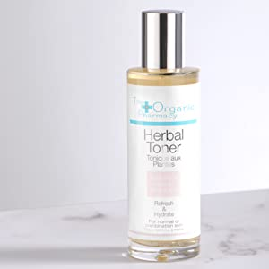 herbal hierbas witch hazel stringent tonic tonique oily skin combination dry blemish hydrate refresh